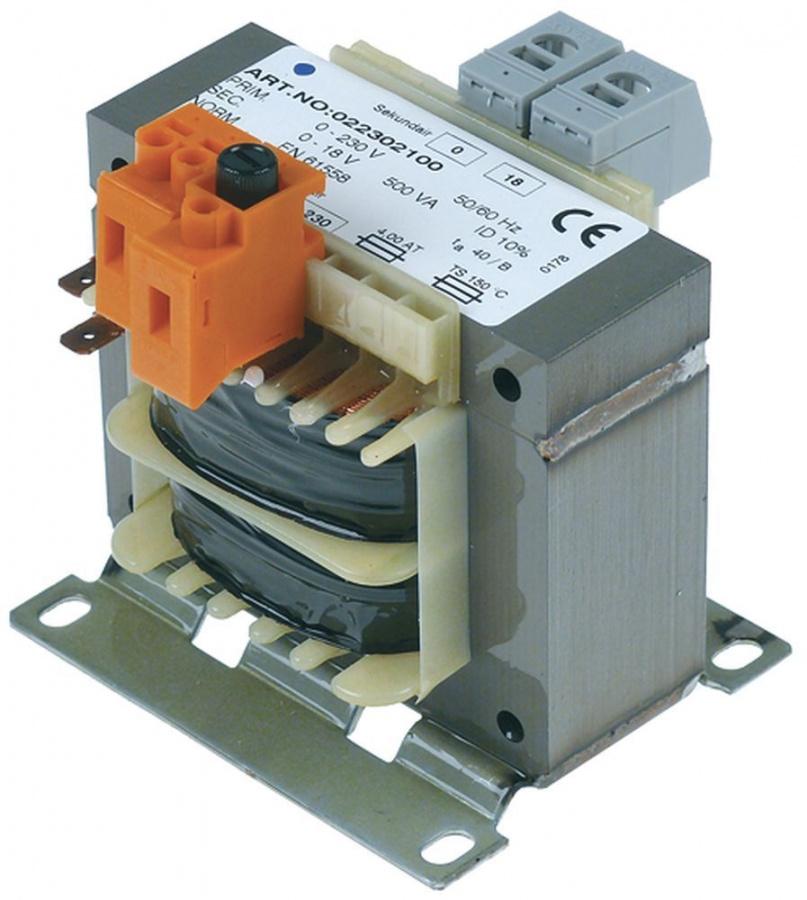 Transformator Primär 230VAC 5 VA Schraubanschluss 50 Hz