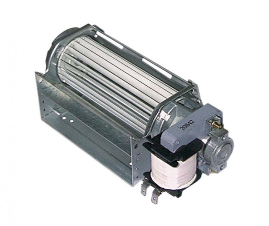 Mareno Querstromlüfter Ø 45 mm L 120 mm 17 W 230 V passend für Electrolux