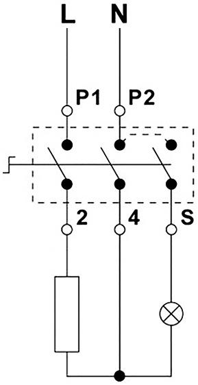 Energieregler 230V 13A Einkreis 380015 | gastrotiger