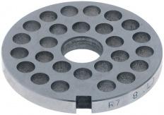 Lochscheibe Typ Unger Größe 22 Loch ø 3mm flach 1