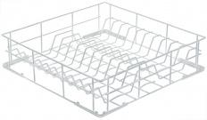 Gläsereinsatz L 400mm B 400mm H 105mm 10-teilig