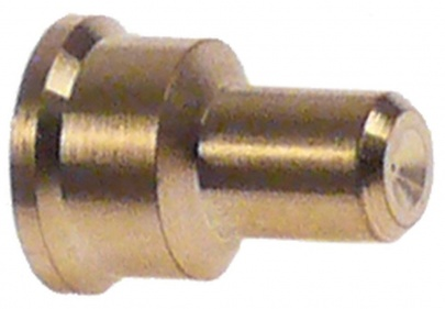 Zündbrennerdüse Flüssiggas Bohrung ø 0,22mm